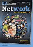Network 2 Multi-Pack B: Student Book/Workbook Split Edition cover