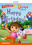 Reading Stars 1 Dora - Happy Birthday! Resources cover