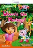 Reading Stars 3 Dora - Where's the Monkey? Resources cover