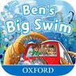 Oxford Read and Imagine Level 1: Ben's Big Swim iOS app cover