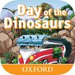 Oxford Read and Imagine Level 5: Day of the Dinosaurs iOS app cover