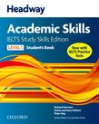 Headway Academic Skills IELTS Study Skills Edition Student's Book with Online Practice cover