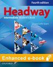 New Headway Intermediate B1 Student's Book e-book cover