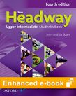 New Headway Upper-Intermediate B2 Student's Book e-book cover