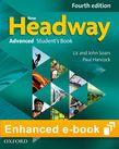 New Headway Advanced C1 Student's Book e-Book cover