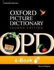 Oxford Picture Dictionary Second Edition e-book cover