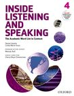 Inside Listening and Speaking Level Four Student Book cover