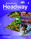 American Headway Level 4 Student Book with Student Practice MultiROM cover