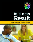 Business Result Intermediate Student's Book with DVD-ROM and Online Workbook Pack cover