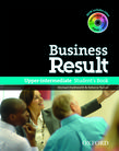 Business Result Upper-Intermediate Student's Book with DVD-ROM and Online Workbook Pack cover