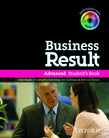 Business Result Advanced Student's Book with DVD-ROM and Online Workbook Pack cover