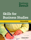 Business Result Intermediate Skills for Business Studies Pack cover