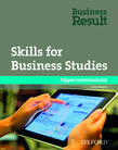 Business Result Upper-Intermediate Skills for Business Studies Pack cover