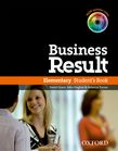 Business Result Elementary Online Workbook cover