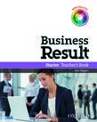 Business Result Starter Teacher's Book cover
