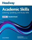 Headway Academic Skills 3 Listening, Speaking, and Study Skills Student's Book cover