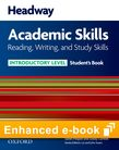 Headway Academic Skills Introductory Reading, Writing and Study Skills e-book cover