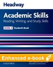 Headway Academic Skills 3 Reading, Writing and Study Skills e-book cover