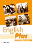English Plus 4 Workbook with Online Practice cover