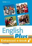 English Plus 1 Student's Book e-book cover