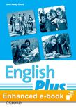 English Plus 1 Workbook e-book cover