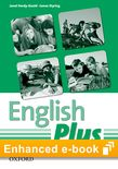 English Plus 3 Workbook e-book cover