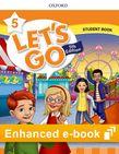 Let's Go Level 5 Student Book e-book cover