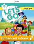 Let's Begin Level 1 Student Book e-book cover