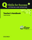 Q Skills for Success Listening and Speaking 3 Teacher's Book with Testing Program CD-ROM cover