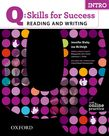 Q Skills for Success Reading and Writing Intro Student Book with Online Practice cover