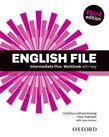 English File third edition Intermediate Plus Workbook Classroom Presentation Tool cover