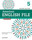 American English File 5 Student Book Pack with Online Practice cover
