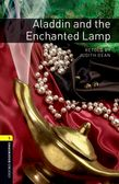 Oxford Bookworms Library Level 1: Aladdin and the Enchanted Lamp cover