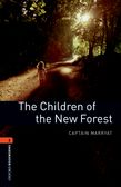 Oxford Bookworms Library Level 2: The Children of the New Forest cover