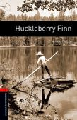 Oxford Bookworms Library Level 2: Huckleberry Finn cover