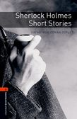 Oxford Bookworms Library Level 2: Sherlock Holmes Short Stories cover