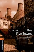 Oxford Bookworms Library Level 2: Stories from the Five Towns cover