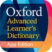 Oxford Advanced Learner's Dictionary app (iOS or Android, 1 year's access) cover