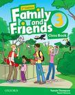 FAMILY & FRIENDS 2E 3 CLASS BK