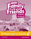 Family and Friends Starter Workbook e-book cover