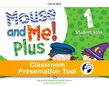 Mouse and Me! Plus Level 1 Classroom Presentation Tool cover