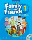 Family and Friends American Edition Level 1