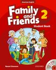 Family and Friends American Edition Level 2
