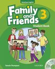 Family and Friends American Edition Level 3