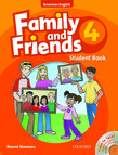 Family and Friends American Edition Level 4
