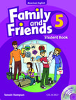 Family and Friends American Edition Level 5
