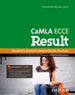 CaMLA ECCE Result Student's Book with Online Skills Practice cover