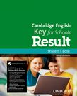 Cambridge English: Key for Schools Result Student's Book and Online Skills and Language Pack cover
