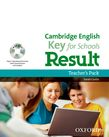 Cambridge English: Key for Schools Result Teacher's Pack cover