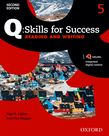 Q Skills for Success Level 5 Reading & Writing Student e-book with iQ Online cover